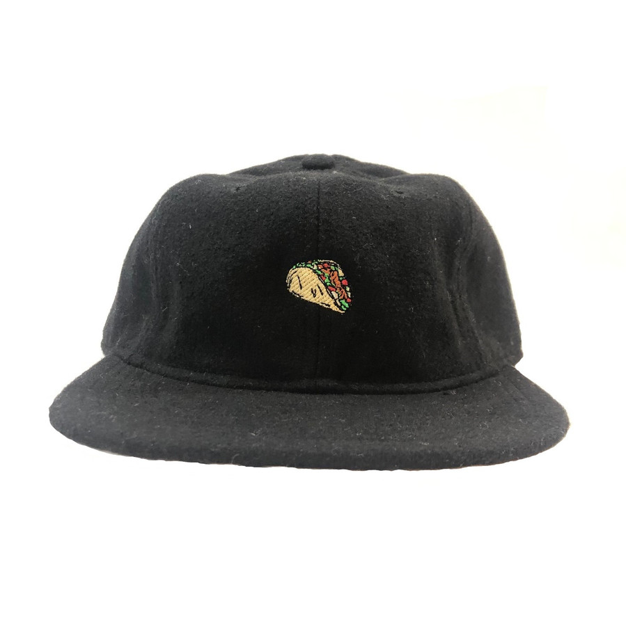 Overload - Hat - Unconstructed Wool - Black