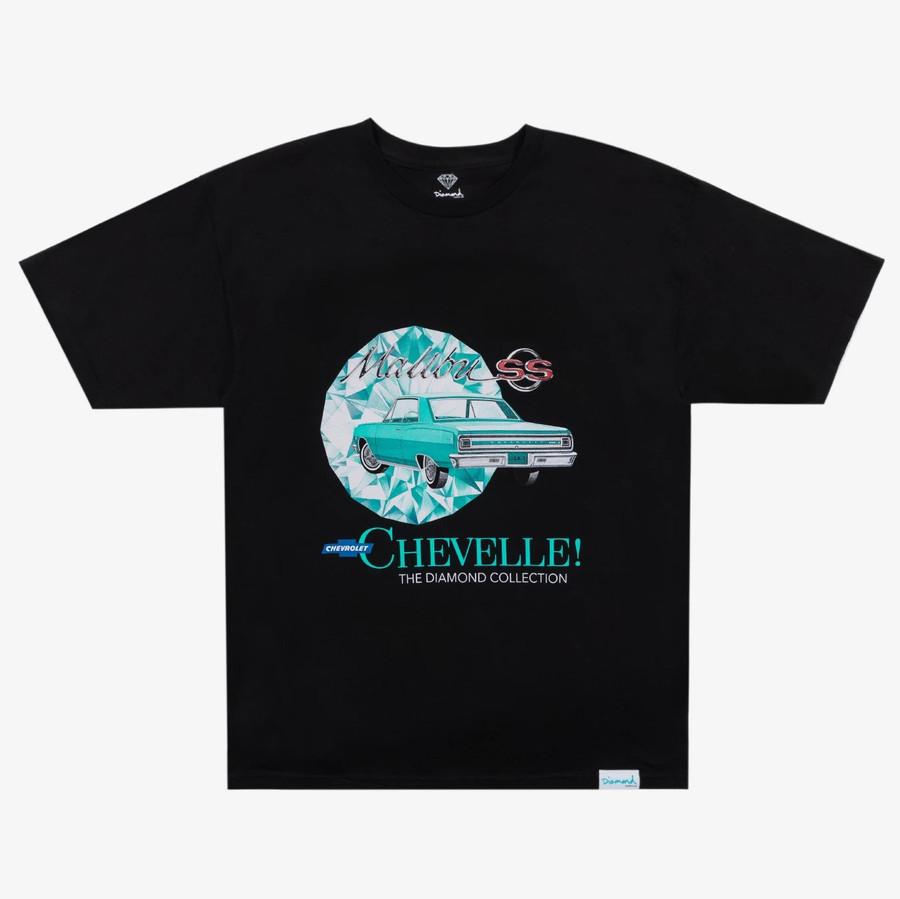 Diamond x Chevelle - T-Shirt - Malibu - Black