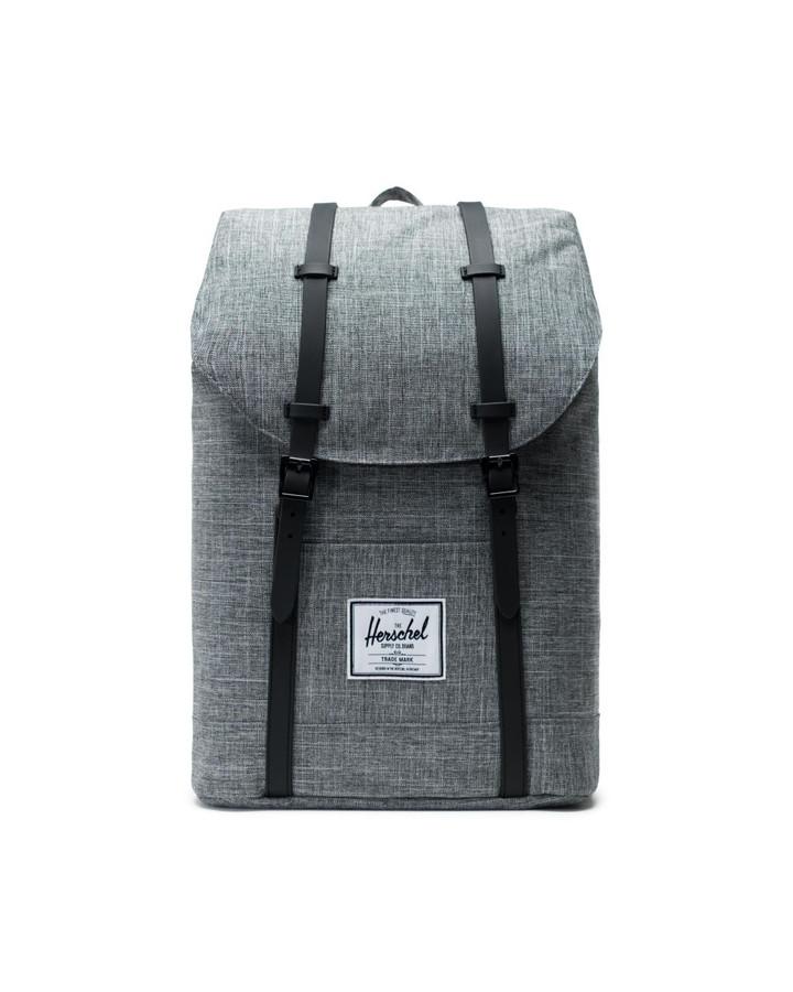 Herschel - Retreat - Grey/Black