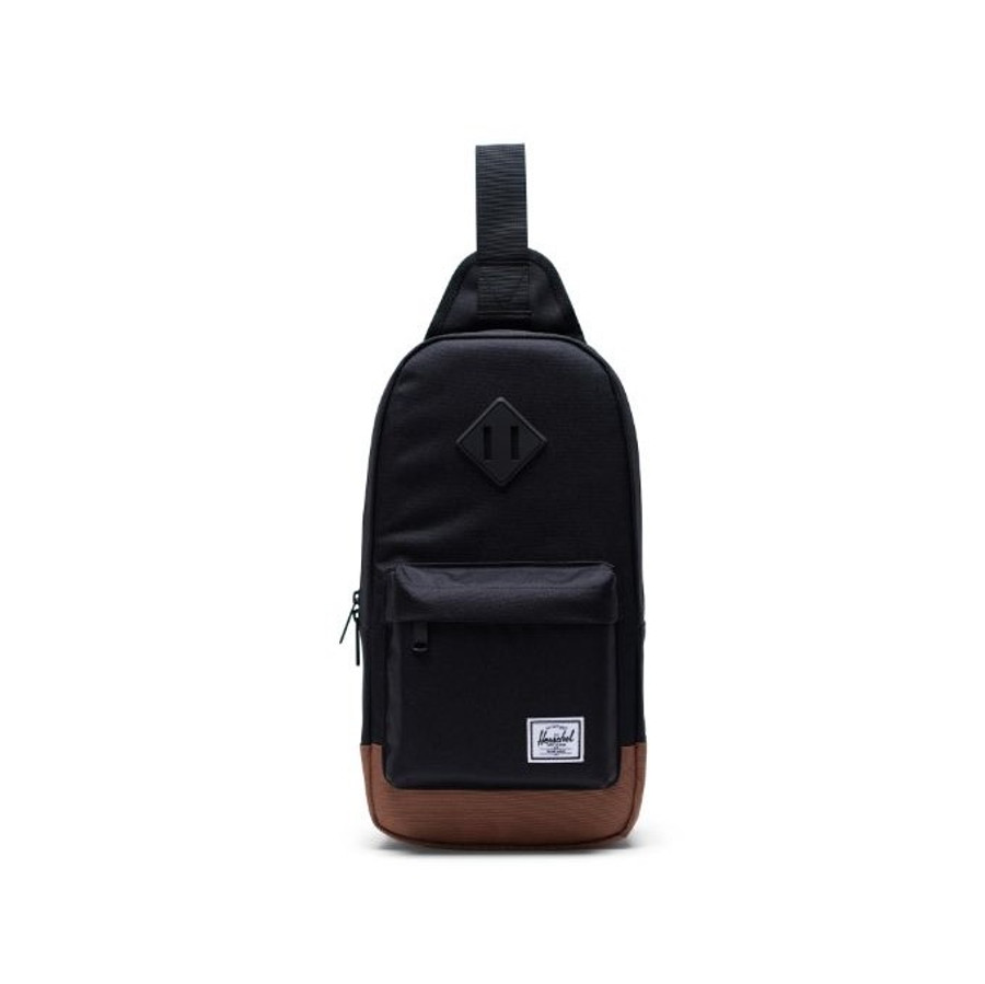 Herschel - Heritage Shoulder Bag - Black