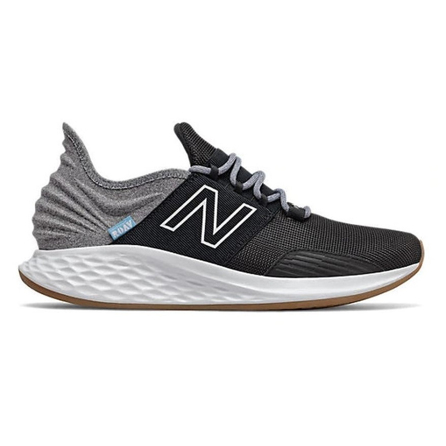 New Balance - Fresh Foam Roav T - Black/Light Aluminum