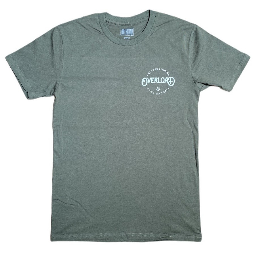OVERLOAD - Since Way Back - Army - Tee