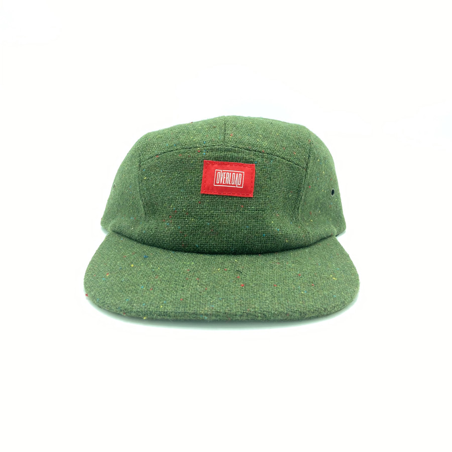 Overload - 5 Panel - Army Green