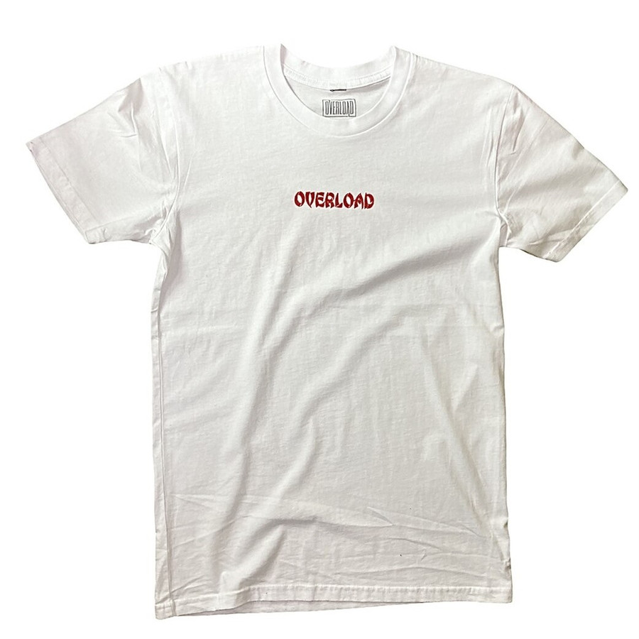 Overload - Take Out - Tee - White