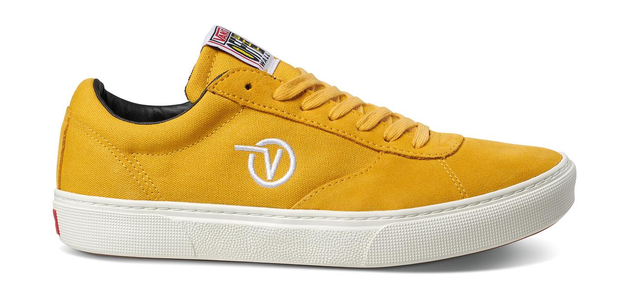 5b081c178c Vans - Paradox - Yolk Yellow - Overload