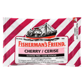 Fisherman's Friend Cerise 22 Pastilles