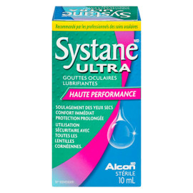 Systane Ultra Gouttes Oculaires Lubrifiantes 10 ml