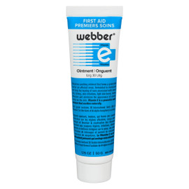 Webber Onguent Premiers Soins Vitamine E 30 UI/g 50 g