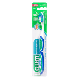 G.U.M Tooth 'N Tongue Brosse à Dents Souple
