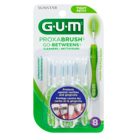 GUM Proxabrush Go-Betweens Nettoyeurs Petit