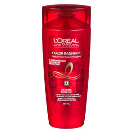 L'Oréal Paris Hair Expertise Color Radiance Shampooing Cheveux Normaux Colorés 385 ml