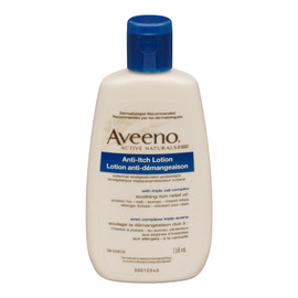 Aveeno Active Naturals Lotion Anti-Démangeaison 118 ml