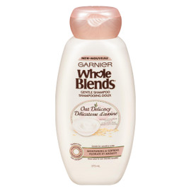 Garnier Whole Blends Shampooing Doux Délicatesse d'Avoine 370 ml