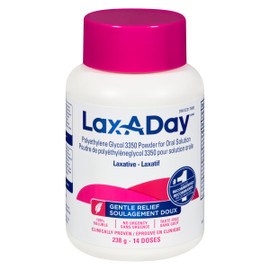Lax-A-Day Laxatif 14 Doses 238 g