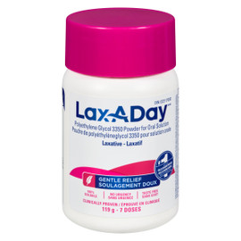 Lax-A-Day Laxatif 7 Doses 119 g