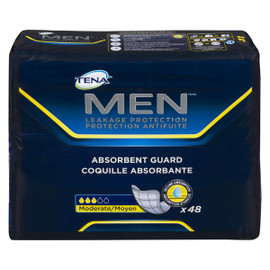 Tena Men Coquille Absorbante MOYEN