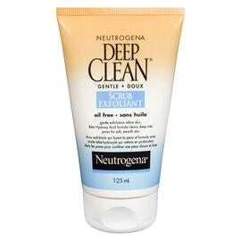 Neutrogena Deep Clean Exfoliant Doux 125 ml