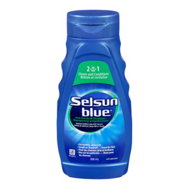 Selsun Blue Shampooing Antipelliculaire 2-en-1 300 ml