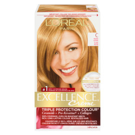 L'Oréal Paris Excellence Creme Triple Protection Colour Permanent C Blond Moyen