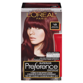 L'Oréal Paris Superior Preference Infinia Ravive Couleur Permanent I4B Bourgogne