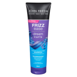 John Frieda Frizz Ease Dream Curls Shampooing avec Huile d'Églantier 250 ml
