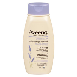 Aveeno Active Naturals Gel Nettoyant Apaise-Stress 532 ml