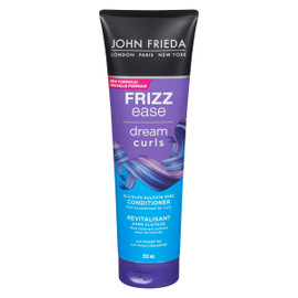 John Frieda Frizz Ease Dream Curls Revitalisant avec Huile d'Églantier 250 ml