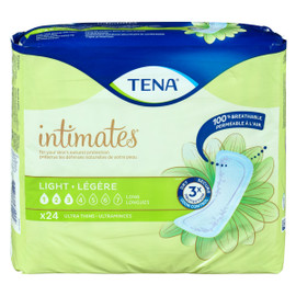 Tena Active Serviettes Ultra Minces LONGUES