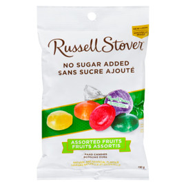 Russell Stover Bonbons Durs Fruits Assortis 150 g