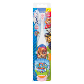 Arm & Hammer Kid's Spinbrush Paw Patrol 1 Brosse à Dents à Piles Douce