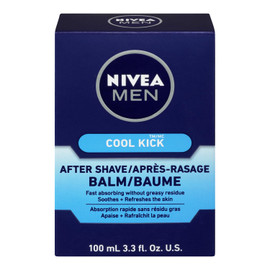 NIVEA Men Cool Kick Baume Après-Rasage 100 ml