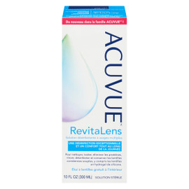 Acuvue Solution Desinfectante Usages MULTIPLES