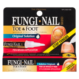 Fungi-Nail Toe & Foot Stylo Brosse Applicateur Antifongique à Concentration Maximale 1.7 ml