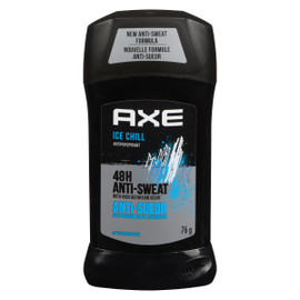 Axe Antisudorifique Ice Chill 76 g