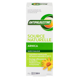 Antiphlogistine Crème Source Naturelle Arnica 65 g