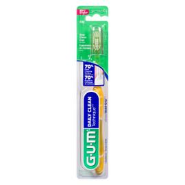 GUM Daily Clean Technique Souple 1 Brosse à Dents