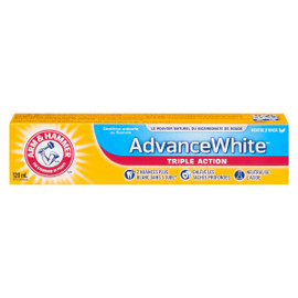 Arm & Hammer Advance White Dentifrice Anticarie au Fluorure Menthe d'Hiver 120 ml