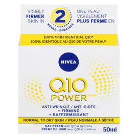 NIVEA Q10 Hydratant Power Anti-Rides + Raffermissant 50 ml
