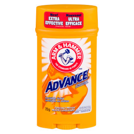 Arm & Hammer Advance Antisudorifique Invisible en Bâton non-Parfumé 73 g