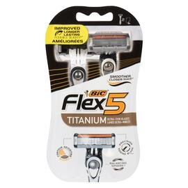 Bic Flex 5 Flexible Blades