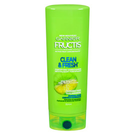 Garnier Fructis Clean & Fresh Revitalisant Fortifiant Cheveux Normaux 354 ml