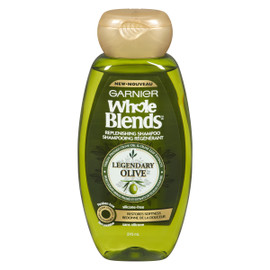 Garnier Whole Blends Legendary Olive Shampooing Régénérant 370 ml