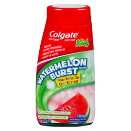 Colgate Kids Watermelon Burst Dentifrice Fluoruré Melon d'Eau 100 ml