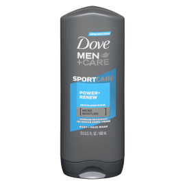 Dove Men+Care Sportcare Gel Douche Corps+Visage Power+Renew 400 ml
