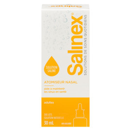 Salinex Atomiseur Nasal Adultes 30 ml