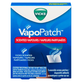 Vicks Vapopatch Dispositifs Vapeurs PARFUMEES