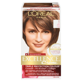 L'Oréal Paris Excellence Creme Triple Protection Colour Permanent E Châtain Clair