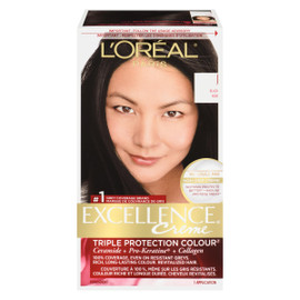 L'Oréal Paris Excellence Creme Triple Protection Colour Permanent J Noir