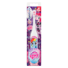 Arm & Hammer Kid's Spinbrush My Little Pony 1 Brosse à Dents à Piles