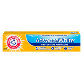 Arm & Hammer Advance White Dentifrice Anticarie au Fluorure Menthe Fraîche 120 ml